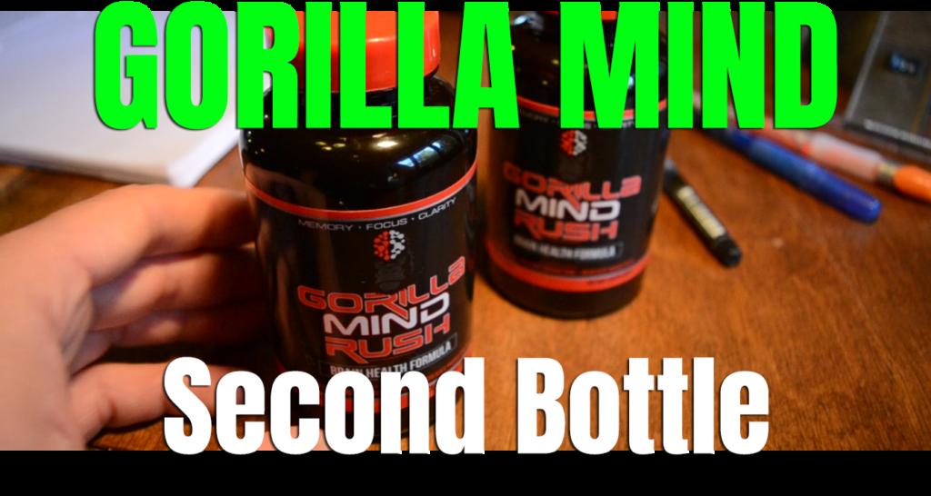 Gorilla Mind Rush Second Bottle Hormetik