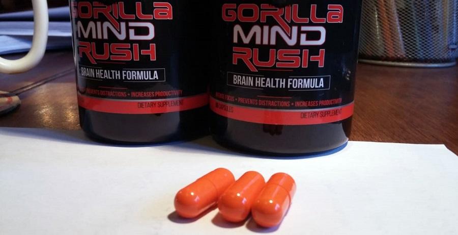 gorilla mind rush hormetik
