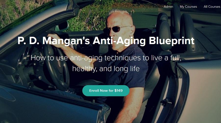 anti aging masterclass pd mangan hormetik
