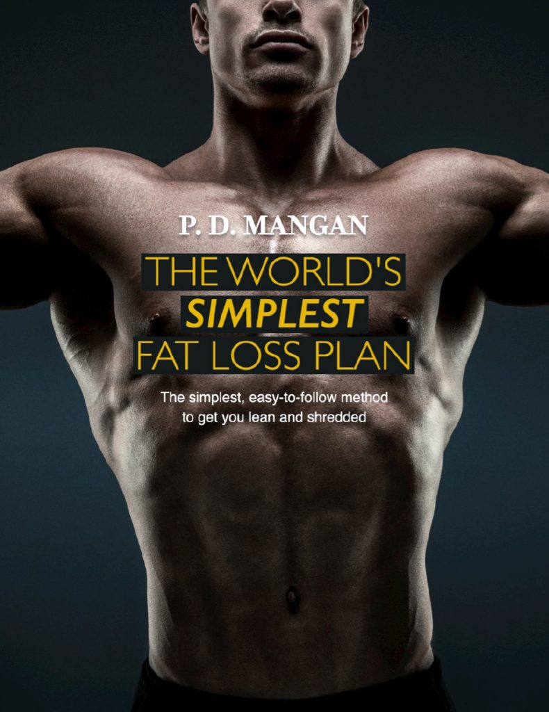 Worlds Simplest Fat Loss Plan New Cover